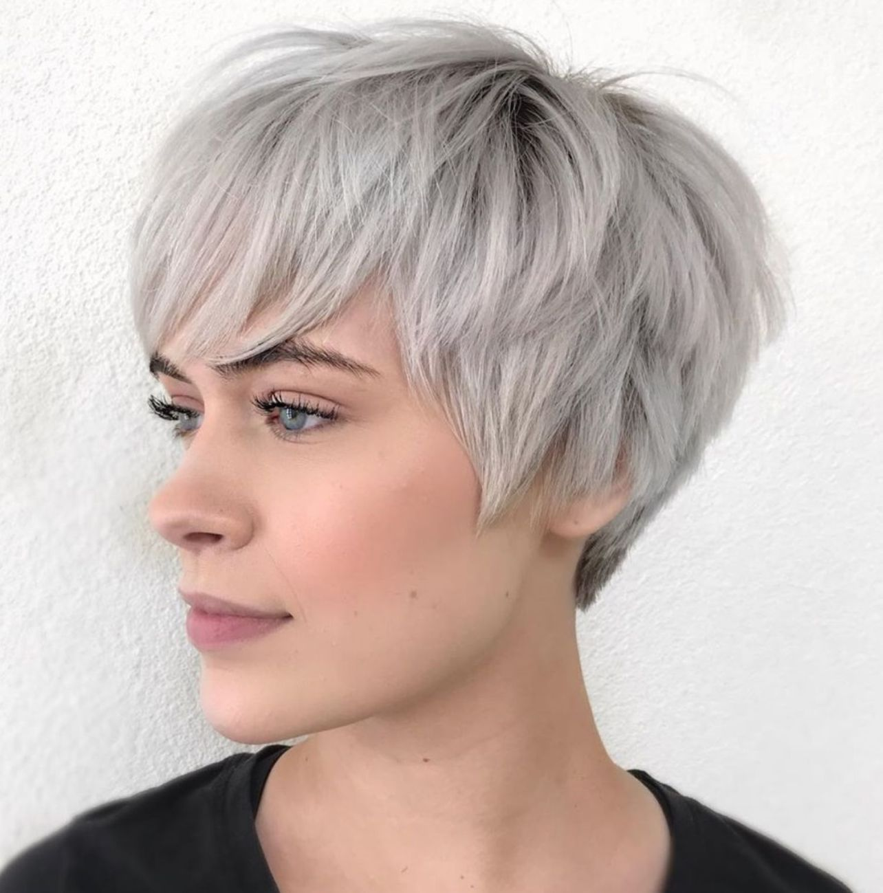 Pixie Haircuts For Thick Hair 50 Ideas Of Ideal Short Haircuts Pixie Haircut For Thick Hair Thick Hair Styles Short Hairstyles For Thick Hair