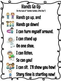 STORYTIME SONG - TeachersPayTeachers.com