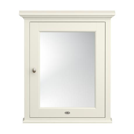 Old London Cabinet Ivory Mirrored Bathroom Cabinets Traditional Mirrors Mirror Cabinets Bathroom Mirror Cabinet