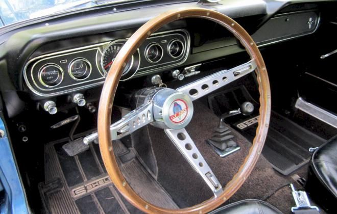 How To Identify A 1966 Ford Mustang Shelby Gt 350 1966 Ford
