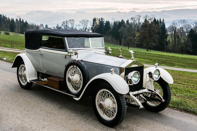 Rolls-Royce 40/50 HP Silver Ghost Cabriolet 1921
