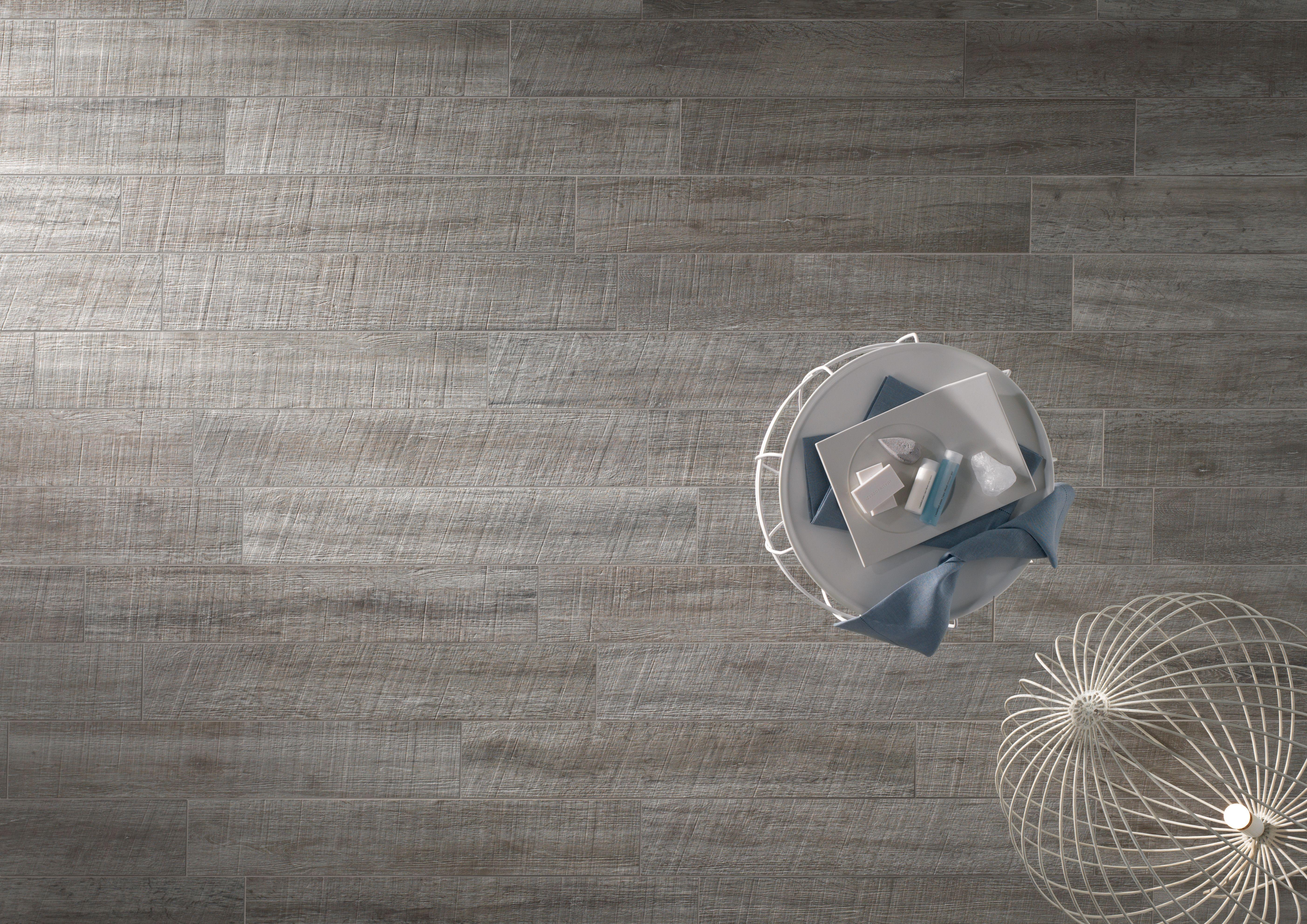 Gut Grau Ist Und Bleibt Eine Trendfarbe Bei Fliesen. In Kombination Mit Dem  Vintagestyle In Holzoptik Trifft Die Fliese Lendinara Den Trend Der Zeit.