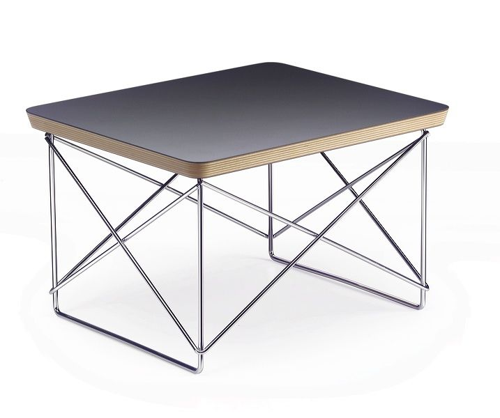 Eames Beistelltisch ltr occasional table by charles eames for vitra side tables