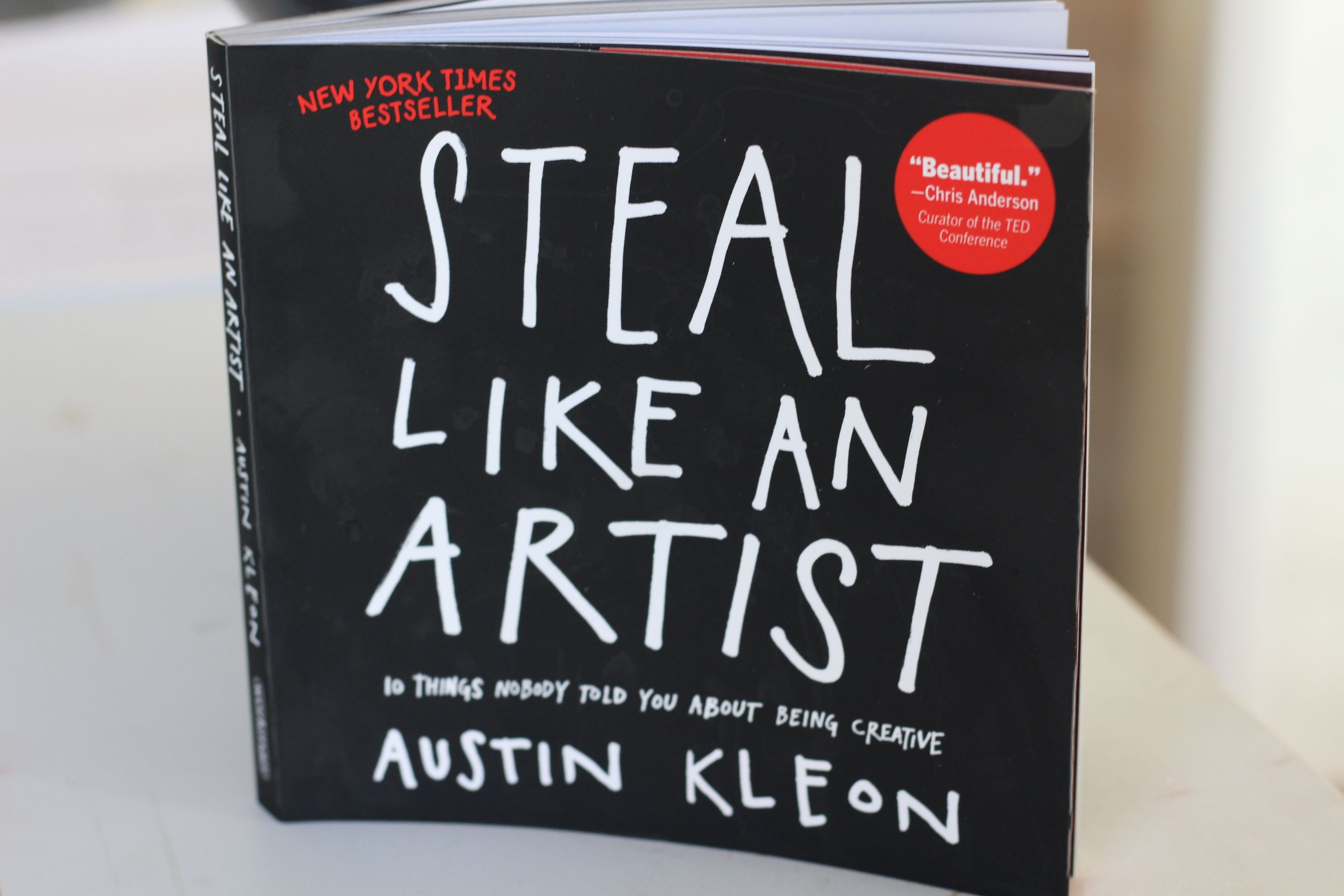 Steal like an artist by austin kleon austin kleon