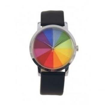 Colorwheel Twelve Watch Black Streamline Http Www Amazon Com Dp B005x49wcu Ref Cm Sw R Pi Dp B96bub1hb7x0f Black Watch Black Jewel Color