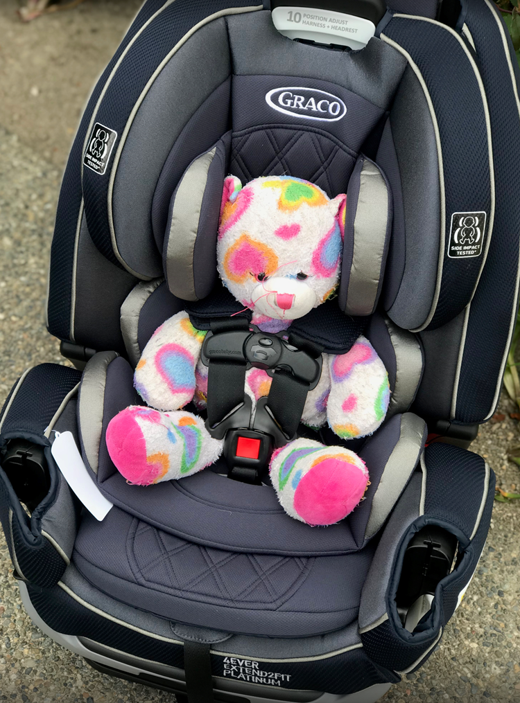 4ever Extend2fit Platinum 4 In 1 Car Seat Car Seats Baby Car Seats Giveaway