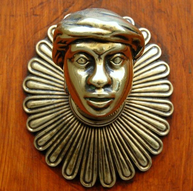 Decorative Door Knockers of Florence, Italy   VINTAGE DOOR KNOBS ...