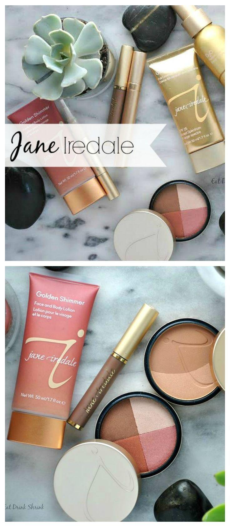 Jane Iredale Cosmetics Review Jane iredale cosmetics