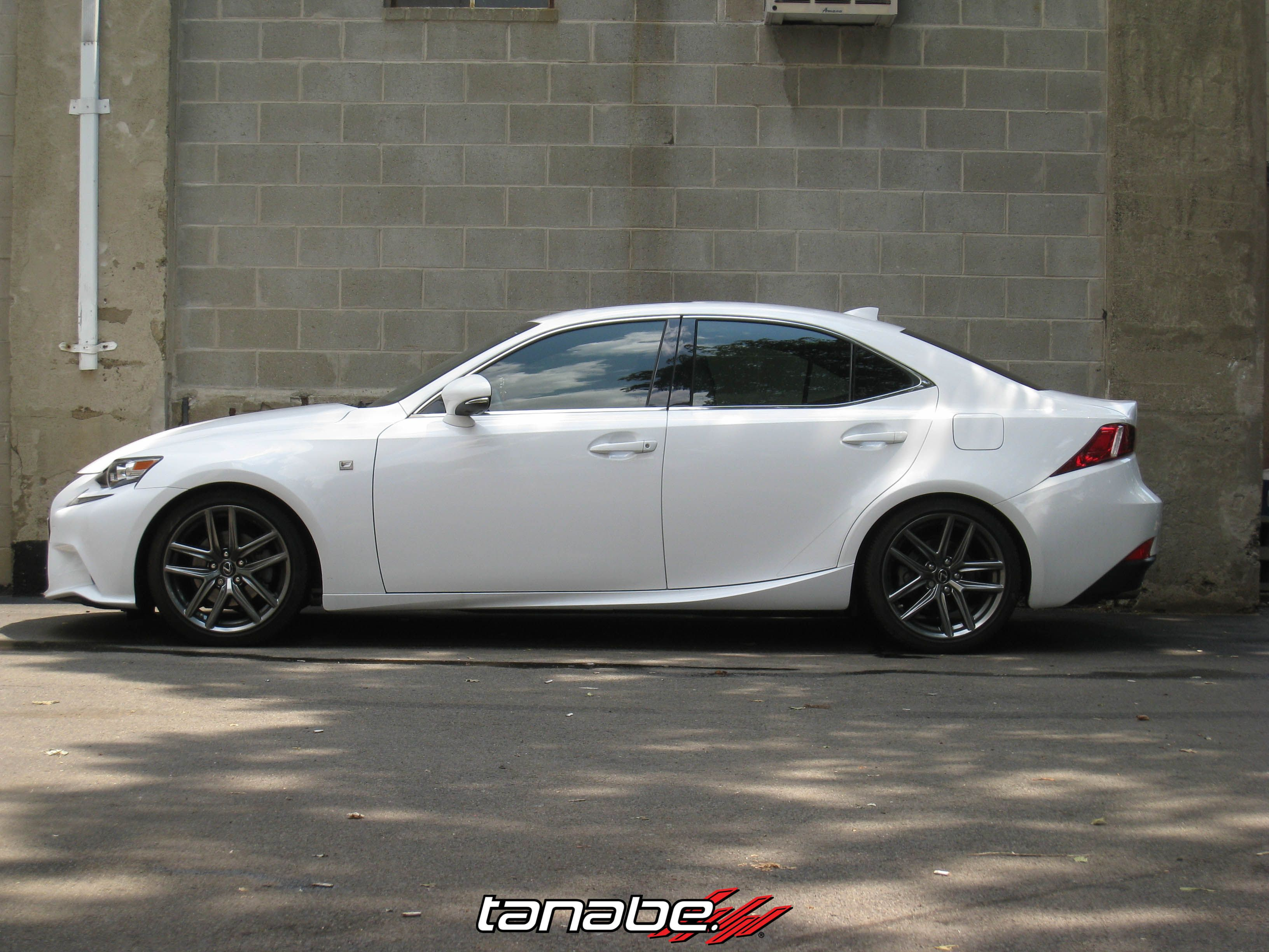 Attractive Pictured: 2014 Lexus IS250 F Sport AWD On NF210 Springs (PART# TNF177)