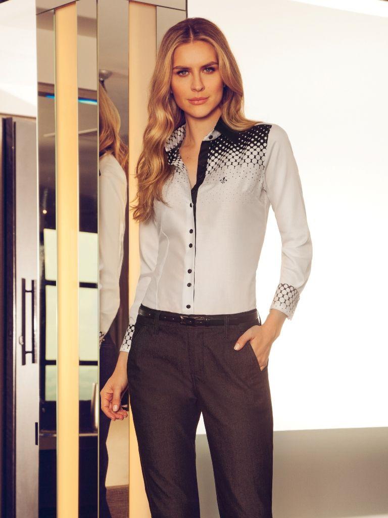 camisas dudalina feminina - Pesquisa Google  669f6b02381a8