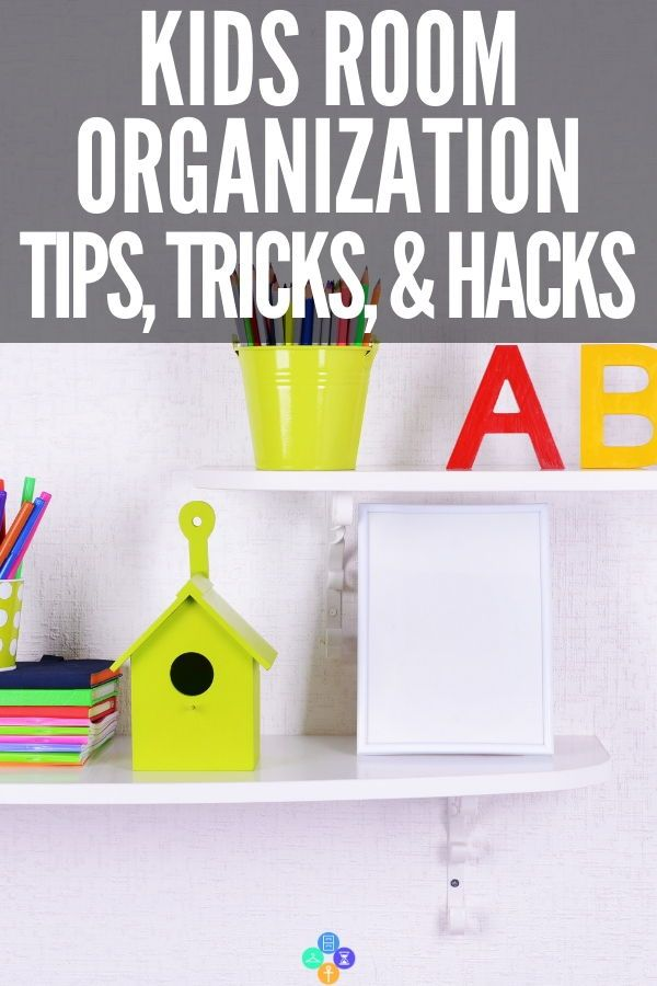 Kids Room Organization Ideas to Simplify Your Life images