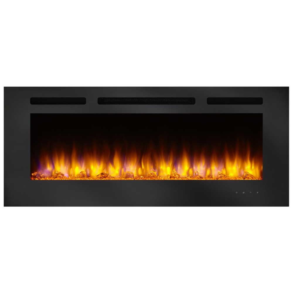 Simplifire Allusion 48 Inch Wall Mount Electric Fireplace Sf