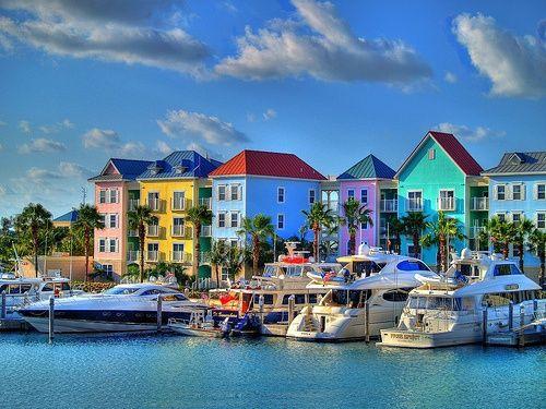 Nassau Bahamas where I will be in July :)