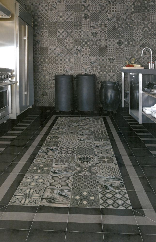 dekor bodenfliesen 20 x 20cm mosaik muster fliesen f r wand boden castelo living. Black Bedroom Furniture Sets. Home Design Ideas
