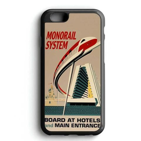 Monorail iPhone 7 Case