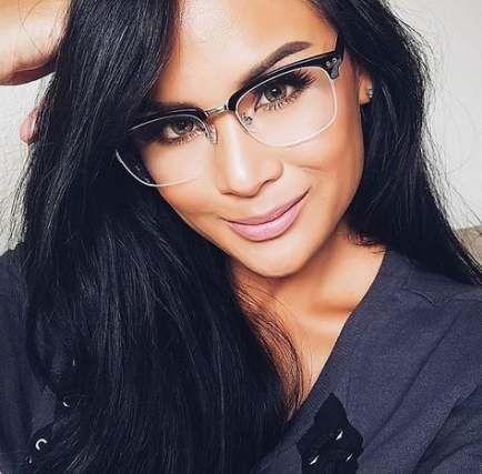 Brille für Ihr Gesicht formen ovale Mädchen 63+ Ideen –  Brille für Ihr Gesic…