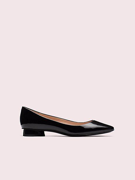 0ed8f272b fallyn flats Sheep Leather, Ballet Flats, Patent Leather, Size 10, Kate  Spade