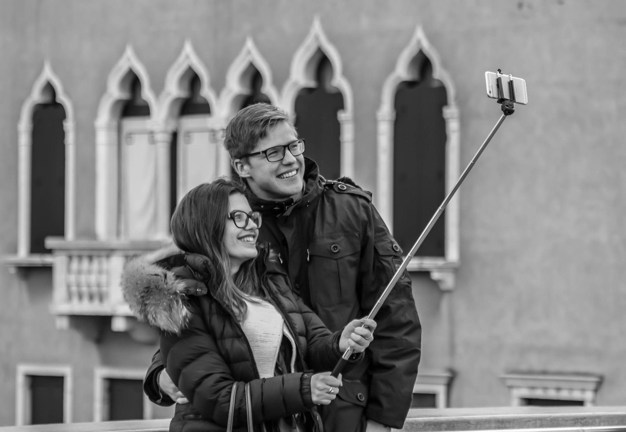 selfie by Manu N. on 500px