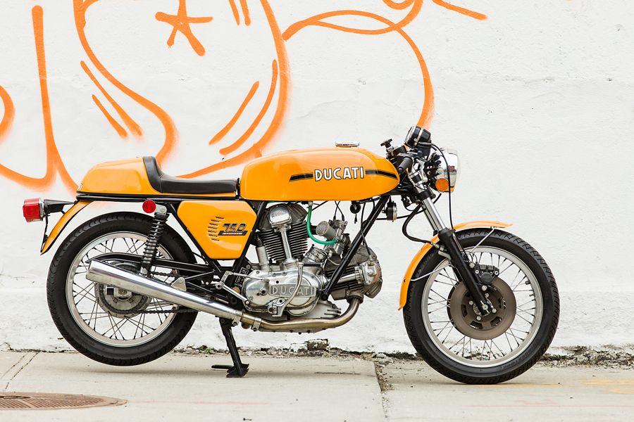 """oxcroft: """" // 1974 Ducati 750 Sport // // gallery.oxcroft.com // """""""