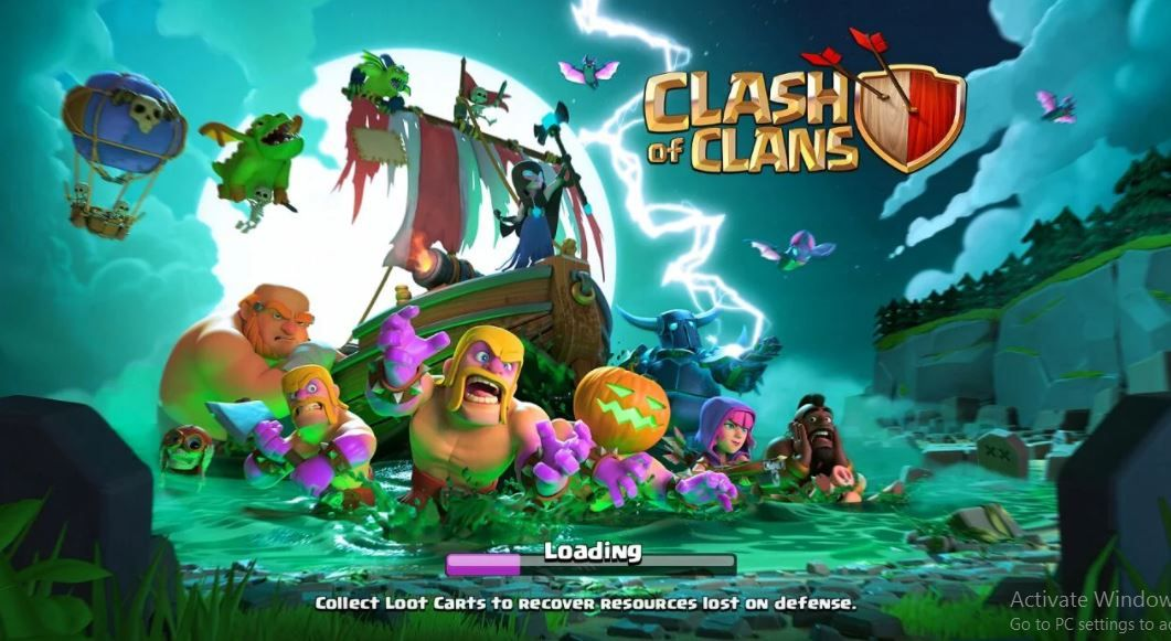 Clash of Clans is a freemium mobile strategy video game