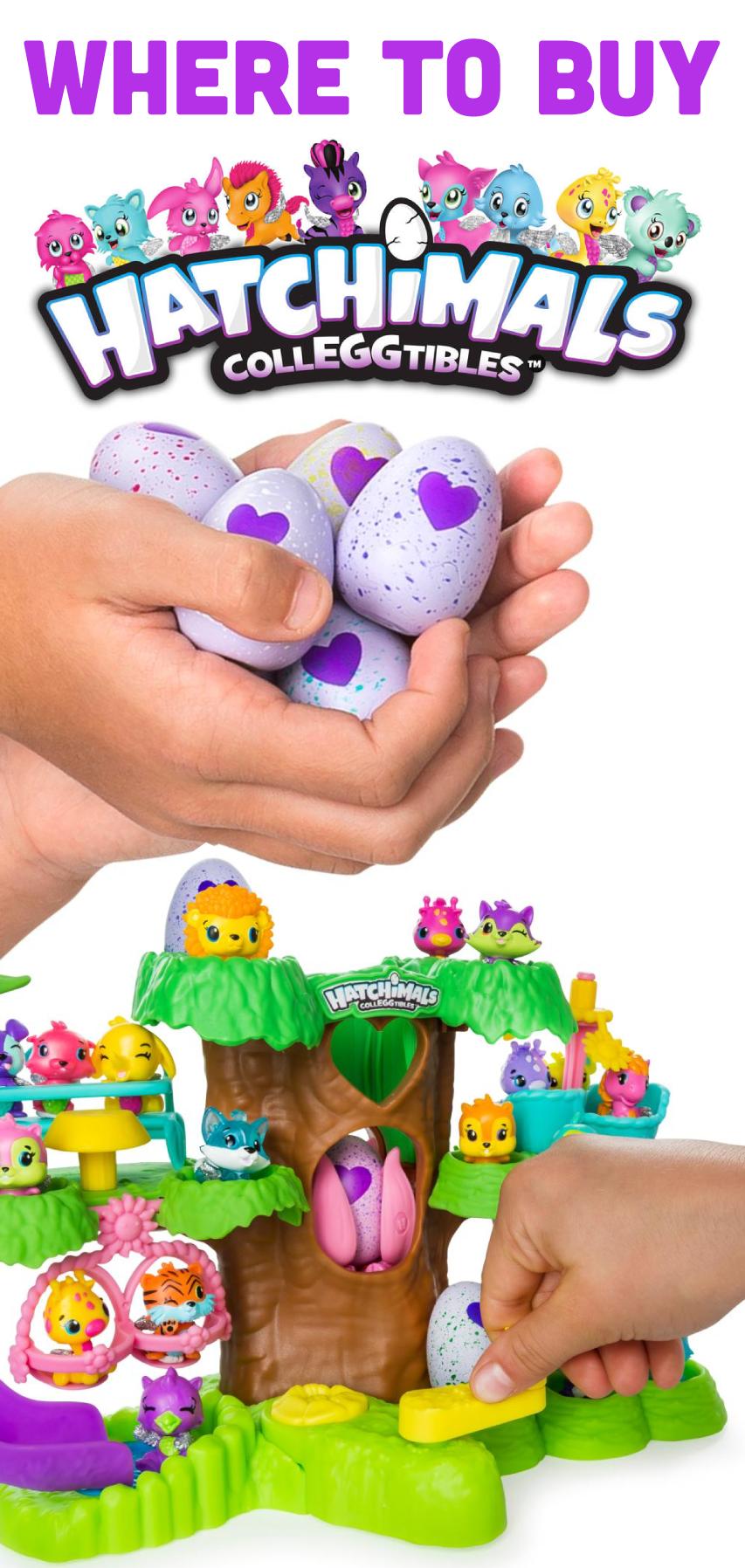 Where To Buy Hatchimals Colleggtibles The Hatchery Nursery