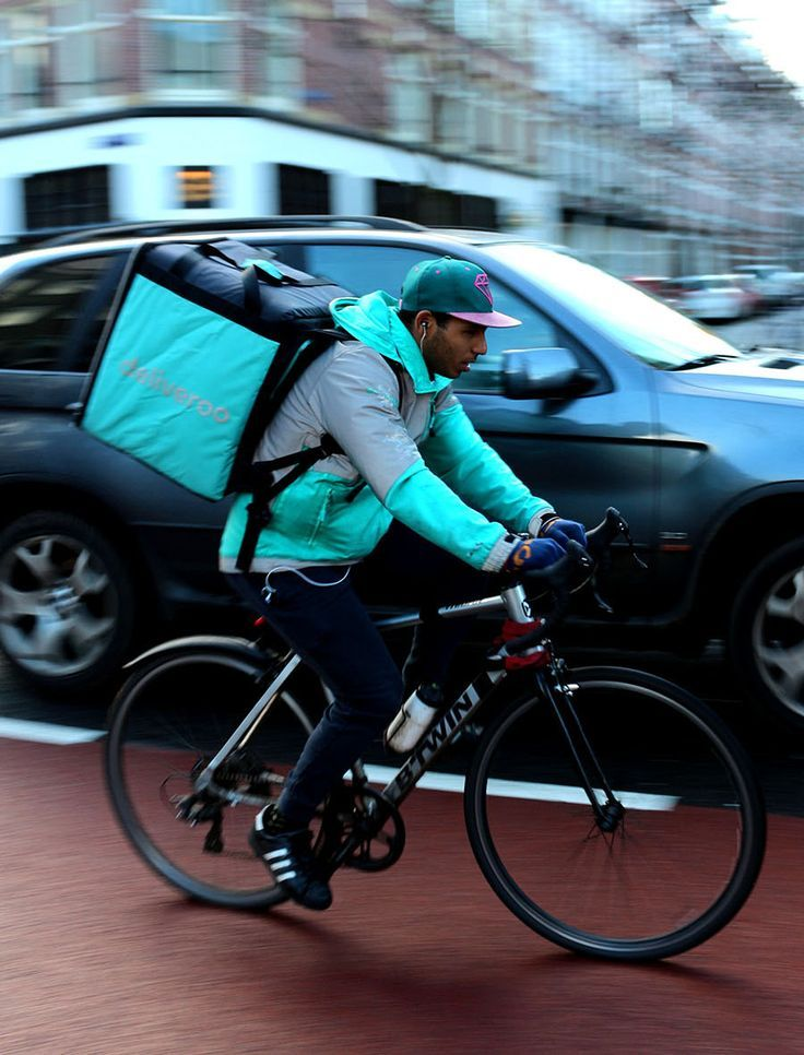 Food Delivery Amsterdam Deliveroo Foodora Ubereats And More