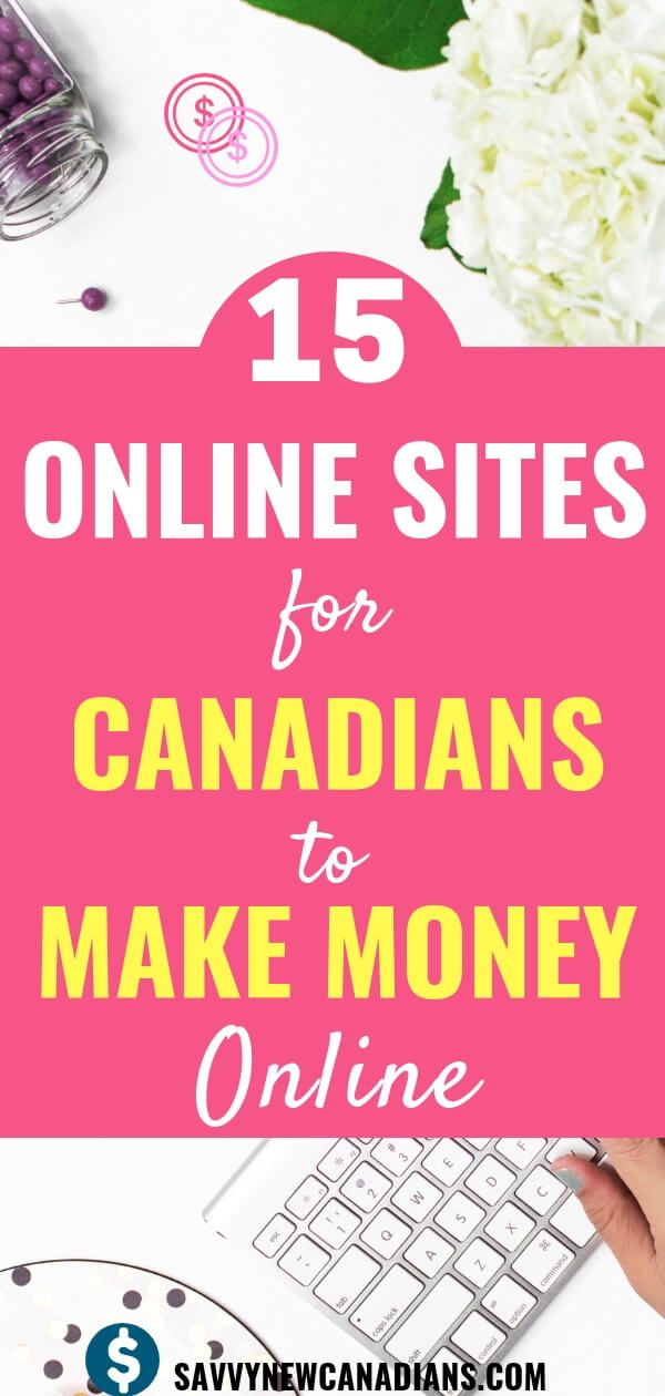 Best Paid Survey Sites For Canadians. Do you want to make money working from home? Do you want to earn passive income easily from home giving your opinions? If so, these best paid survey sites are great for Canadians to make money online. #makemoneyonline #onlinejobs #sidehustle #makemoney #surveys