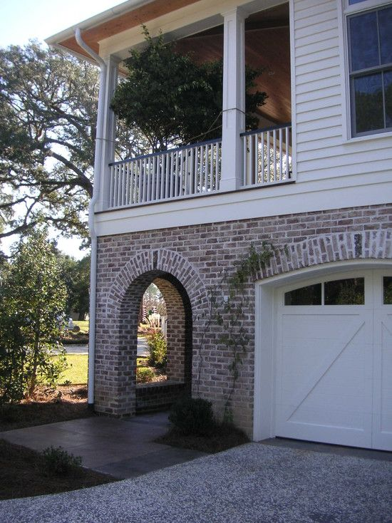 Nice Exterior Brick Design For House Part - 11: House · Brick, Siding, Traditional Colonial Homes Exterior Design ...
