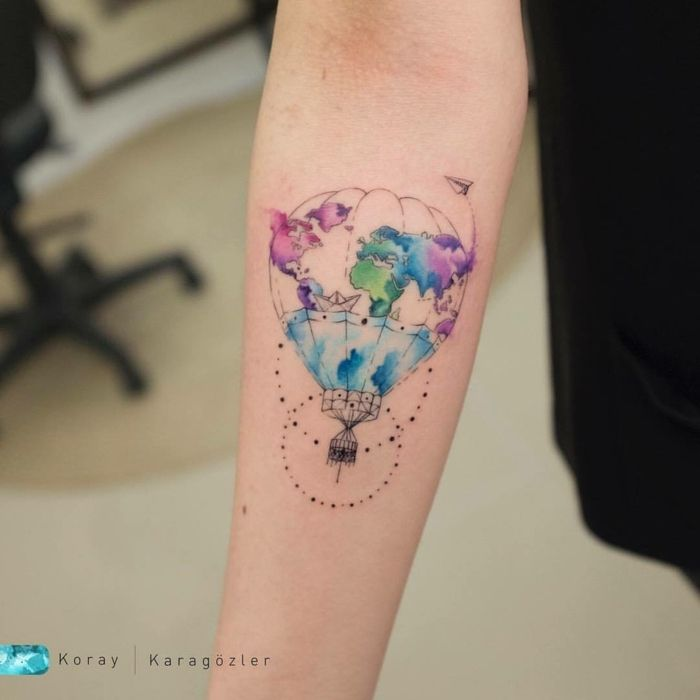 1001 Ideas De Originales Tatuajes En El Antebrazo Tatuajes - Ideas-para-tatuajes-originales