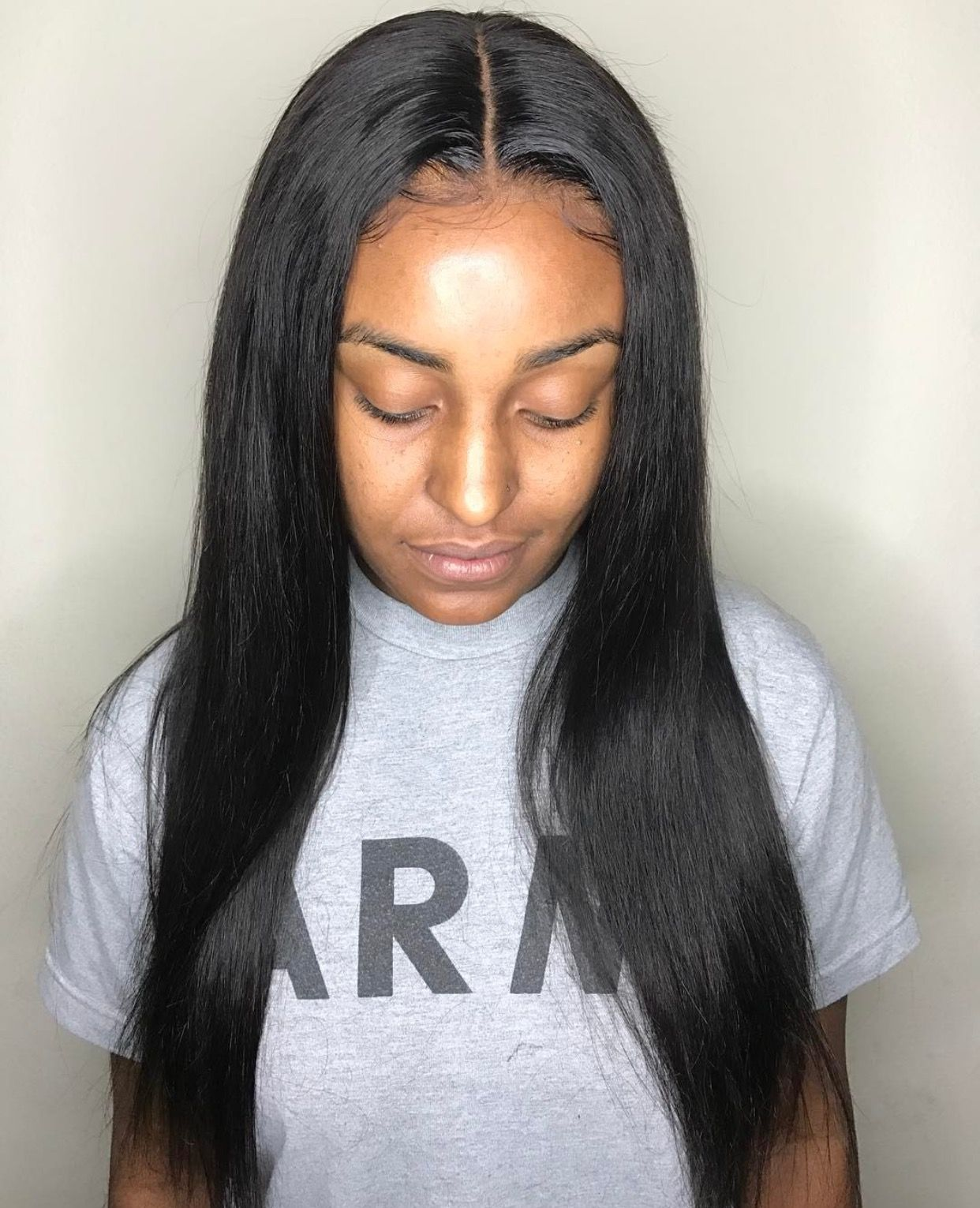 18+ Sew in hairstyles straight ideas
