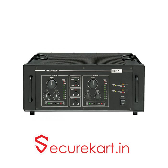 Ahuja One Of The Renown Brands In The Field Of Amplifiers For Delivering Quality Products In