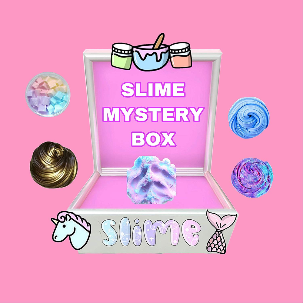 MYSTERY SLIME BOX!