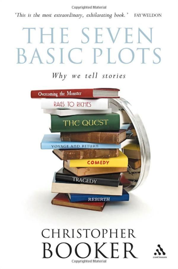 The Seven Basic Plots: Why We Tell Stories: Amazon.co.uk: Christopher Booker: Books