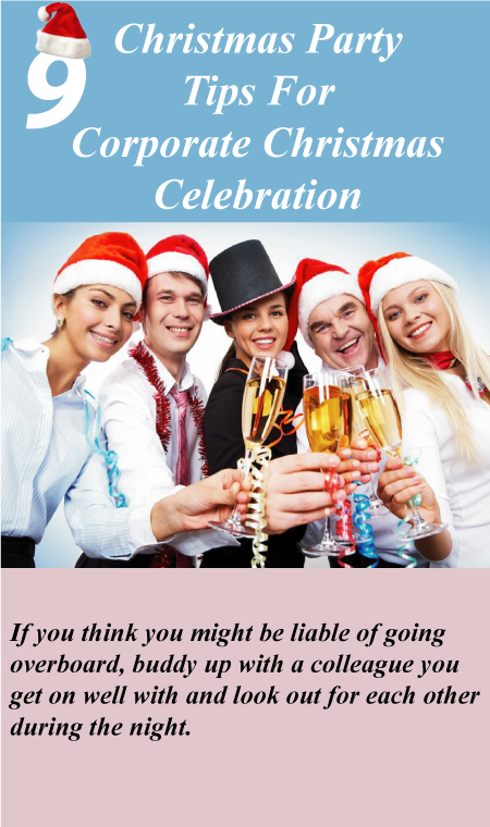 Where To Have A Company Christmas Party
