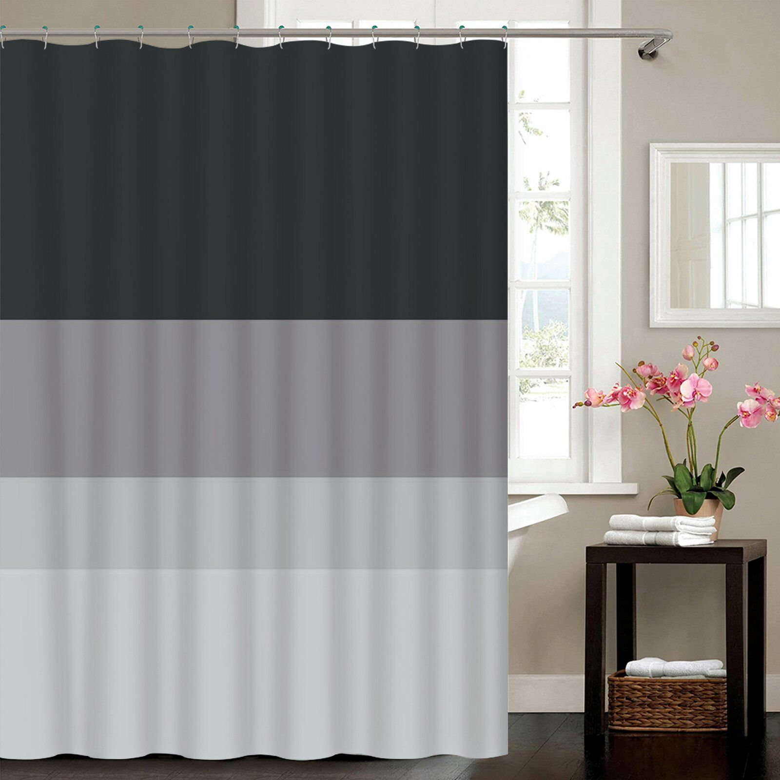 Milam Shower Curtain In 2020 Curtains Curtain Styles Decor