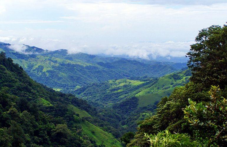 Views at from Hotel Las Orquideas Monteverde #CostaRica   monteverdetours.com