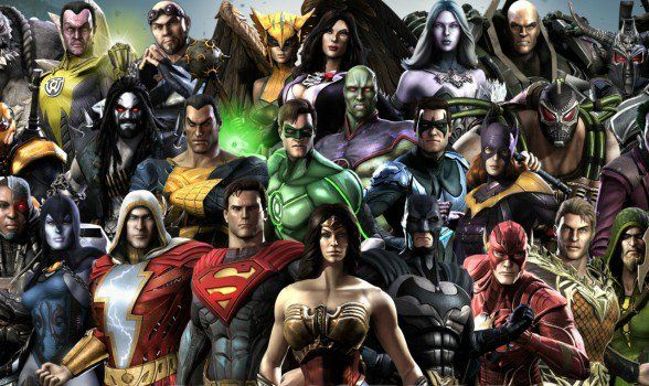 Yiddam Quiriarte On Twitter Injustice 2 Characters Injustice Superhero