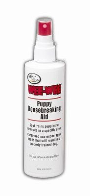 Four Paws Wee Wee Puppy House Breaking Aid 8 Oz House Breaking A