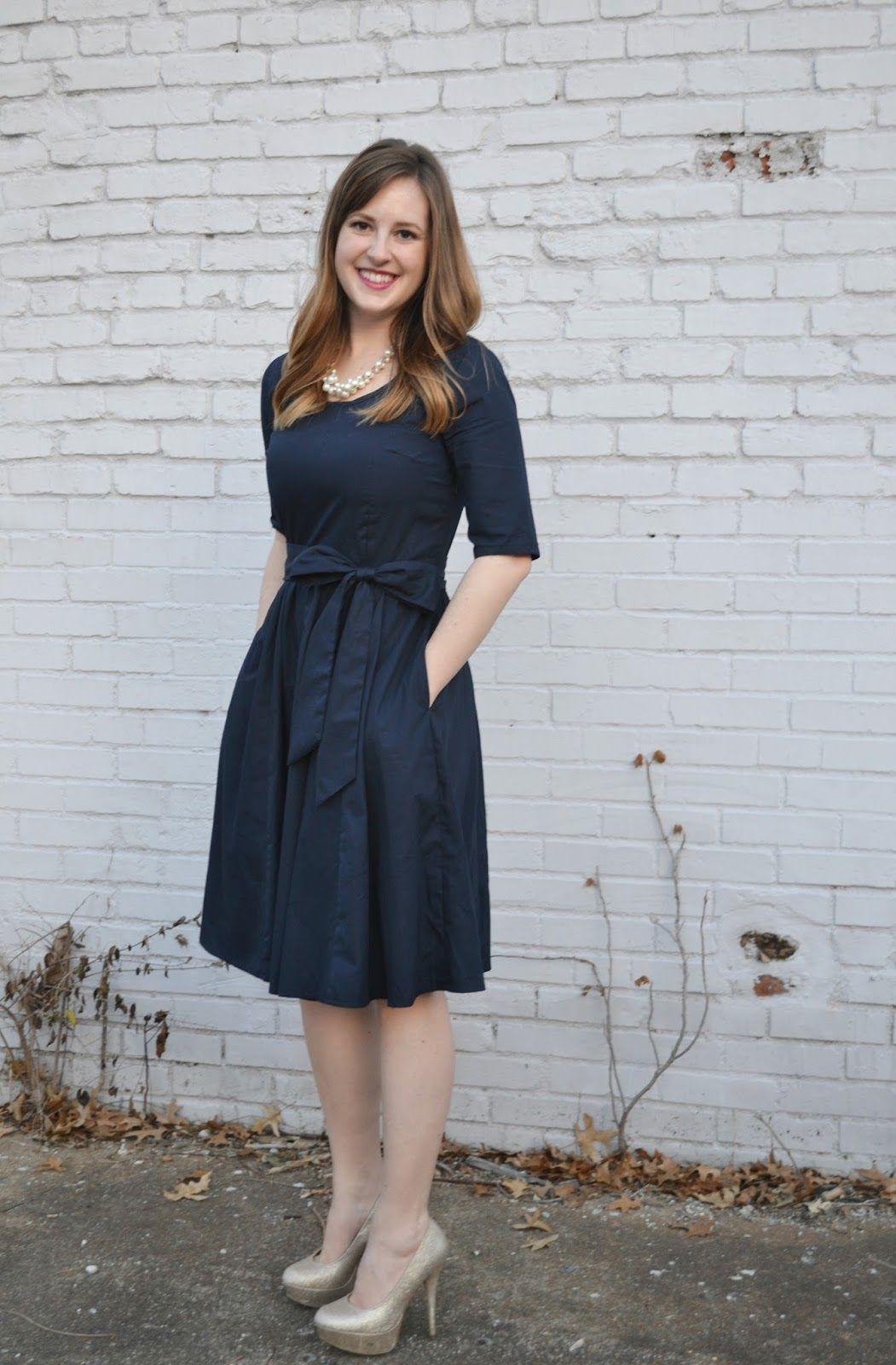 14++ Simple dress review ideas