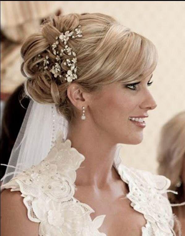 todas buscamos un peinado ideal para el da de tu boda uno con el que te sientas cmoda como peinados de novia recogidos que queda con todo vestido de