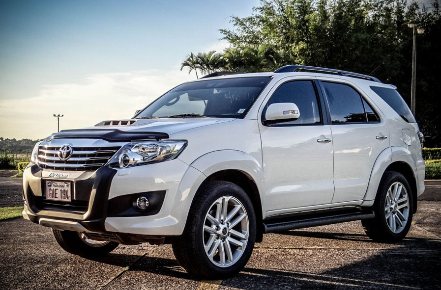 2015 Toyota Fortuner Facelift Price And Release Date