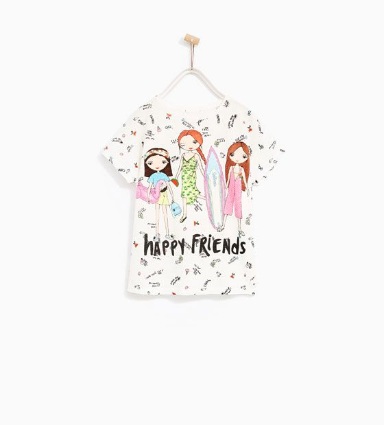 6f360c0170 DOLL PRINT T-SHIRT - Available in more colours | Ppg | Summer ...