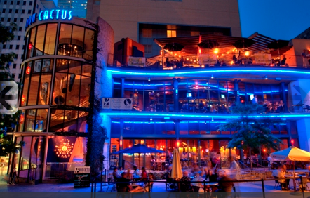 The Iron Cactus Mexican Restaurant Bar In Downtown Dallas