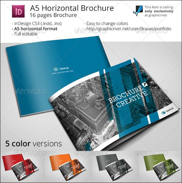 Free Business Brochure DesignTemplates Brochures Corporate - Modern brochure template