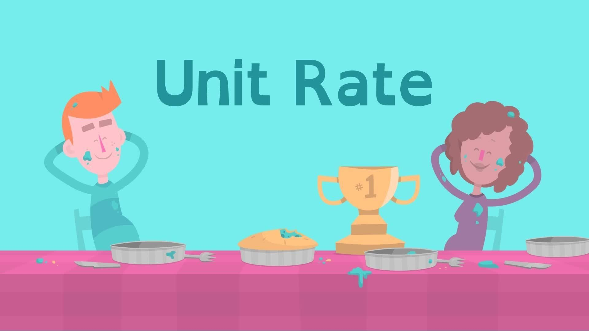 In This Video Learn A Strategy For Solving Unit Rate