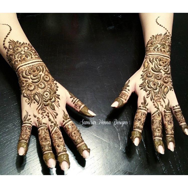 1 044 Likes 5 Comments حساب خاص لعرض صور الحناء 7ana Design On Instagram Hand Henna Henna Hand Tattoo Tattoos