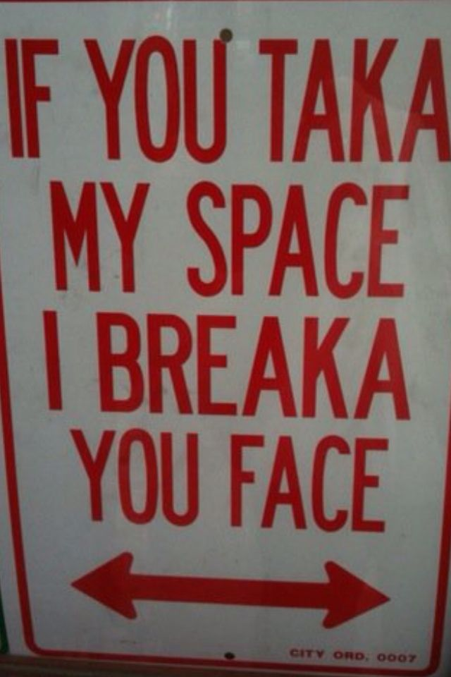Funny Parking Sign In Lil Italy Funny Quotes Funny Signs Funny