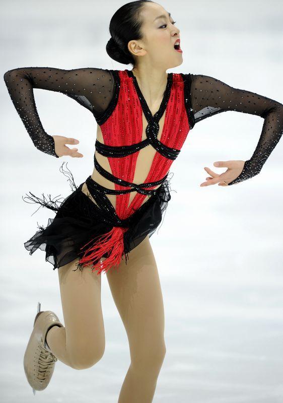 【画像】浅田真央/ISU世界フィギュアスケート選手権大会2011