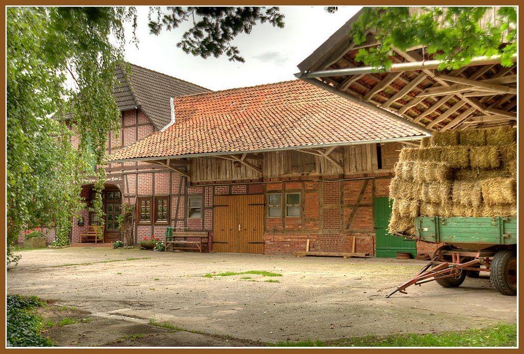 Hof in Altmerdingsen, Niedersachsen. (mit Bildern