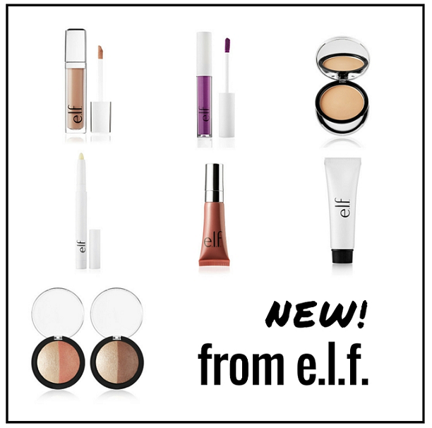 NEW Products from e.l.f. (and Codes to Go with Them) E.l